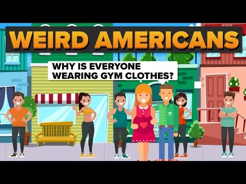 Download American Things Europeans Find Weird HD Mp4 3GP Video and MP3