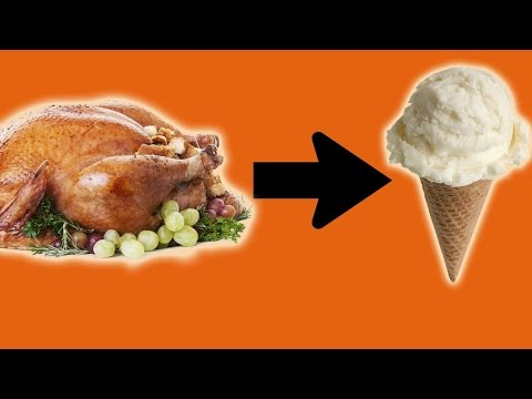 Can You Ice Cream Thanksgiving?
