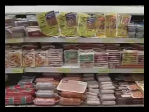 Os Brasileiros ingerem muito Sódio nos Alimentos