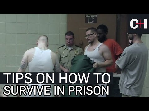 Tips on How to Survive in Jail | 60 Days In
