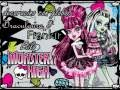 monster high, draculaura y frankie decoraciones con globo por Deissy (MEXICALI)