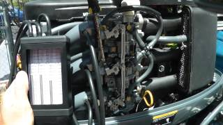 10. How to balance/synchronize outboard motor carburetors
