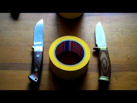 Защита ножа при заточке. Мои мысли.