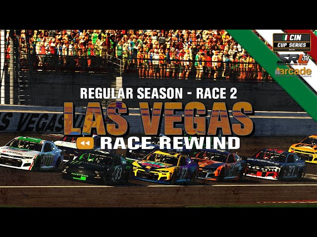 CIN CUP SERIES 2020 Gara 2 3DRap.it Las Vegas 200