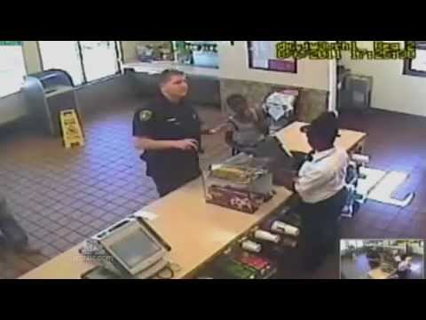 An Officer's Final Act Of Kindness