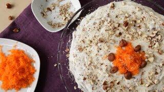 Recette du VRAI gâteau à la carotte