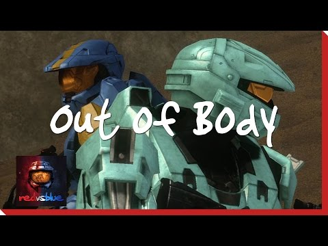 Season 10, Episode 11 - Out of Body | Red vs. Blue