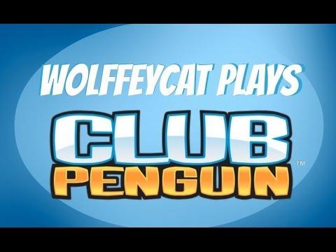 wolffeycat plays club penguin club penguin pelicula de terror hunter