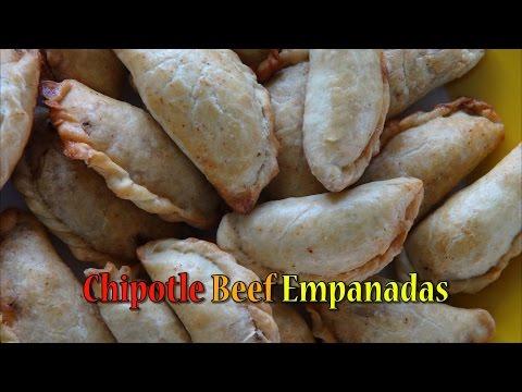 Chipotle Beef Empanadas