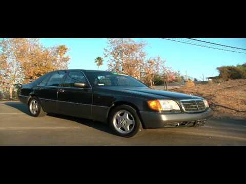 Mercedes benz s 420 1992 фотография