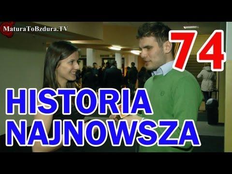 Matura To Bzdura - HISTORIA NAJNOWSZA - odc. 74