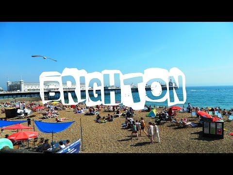 Top 10 things to do in Brighton, UK. Visit Brighton