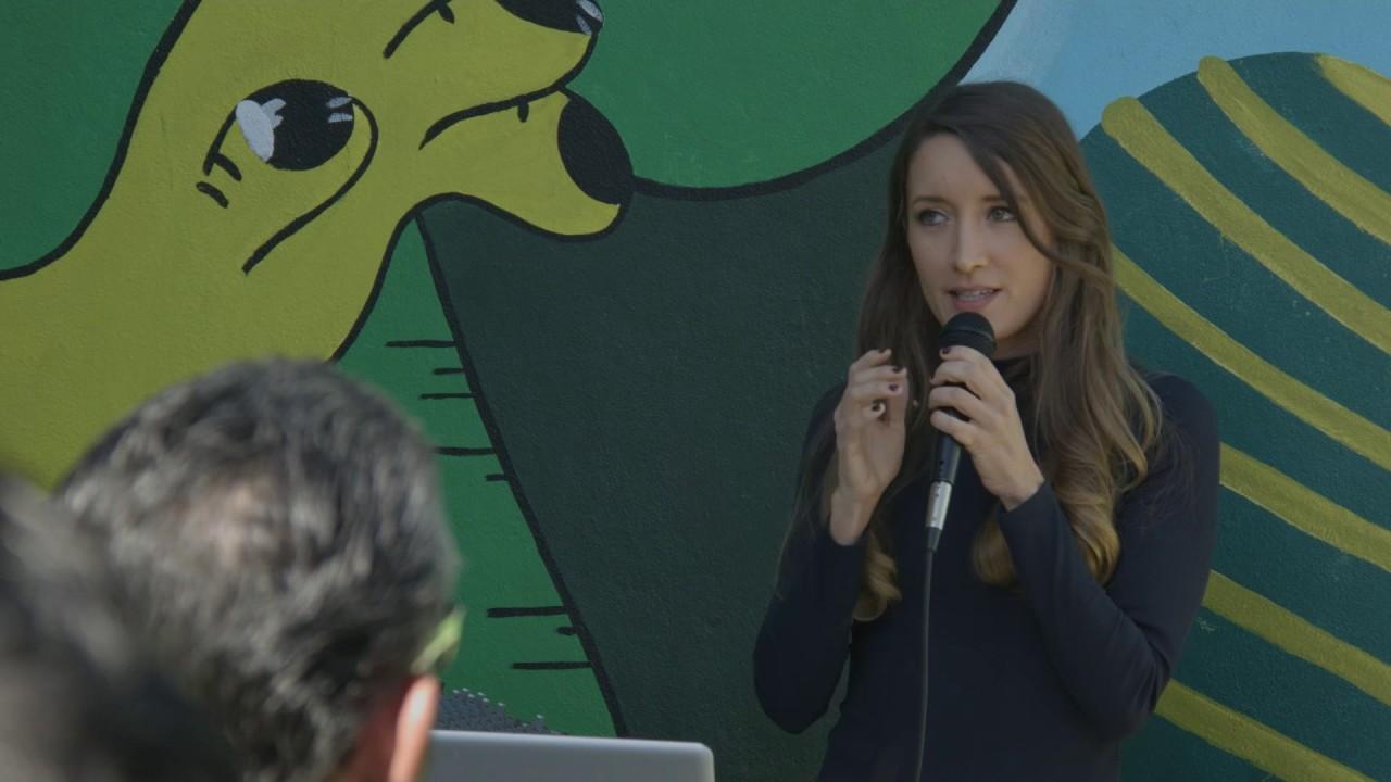 "CreativeMornings HQ: ""Jean Guerrero (In Spanish)"