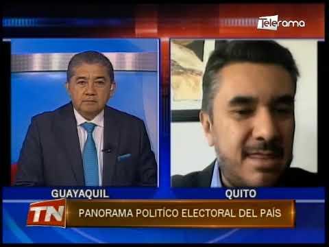 Hacia Dónde Vamos: Panorama político electoral del país