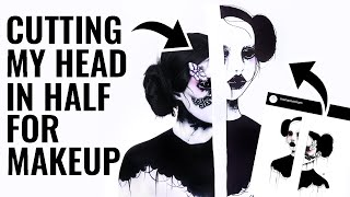 RECREATING MY SUB'S ART and Turning it into Makeup! by Madeyewlook