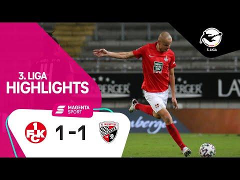 1. FC Kaiserslautern - FC Ingolstadt | 6. Spieltag, 2020/2021 | MAGENTA SPORT