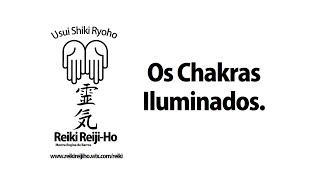 OS CHAKRAS ILUMINADOS
