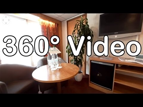 360 Grad Video: Kabine 403, Kat. G - MS Prinzessin Isabella