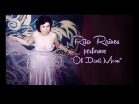 Tekst piosenki Rita Raines - Ol' Devil Moon po polsku