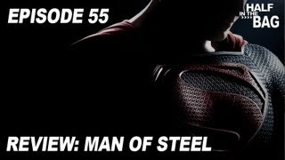 Video Half in the Bag Episode 55: Man of Steel MP3, 3GP, MP4, WEBM, AVI, FLV Oktober 2018