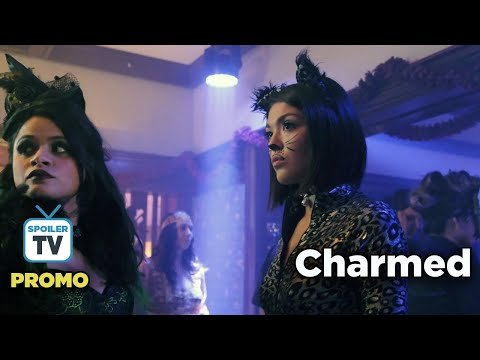"Charmed 1x03 Promo ""Sweet Tooth"""