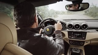 Ferrari FF► Apple CarPlay voice command demo