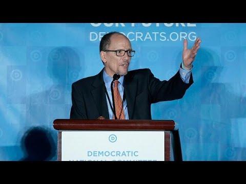 ΗΠΑ: Ο Τομ Πέρεζ στην ηγεσία της Εθνικής Επιτροπής των Δημοκρατικών