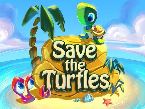 Save the Turtles Nintendo DS