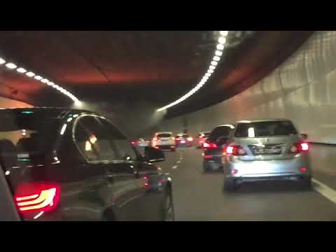 Double Car Explosion in Singapore KPE Tunnel