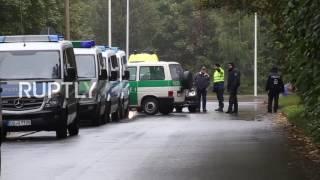 Chemnitz Germany  city photos gallery : Germany: 'Bomb plot' leaves Chemnitz on police lockdown