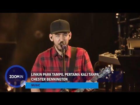 Linkin Park Tampil Pertama Kali Tanpa Chester Bennington