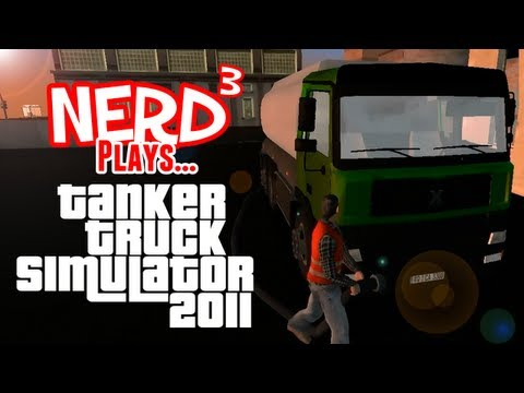 tanker - Second Channel! http://www.youtube.com/user/Officiallynerdcubed Nerd³ Twitter! https://twitter.com/Dannerdcubed Nerd³ Site! http://nerdcubed.co.uk/ What did ...