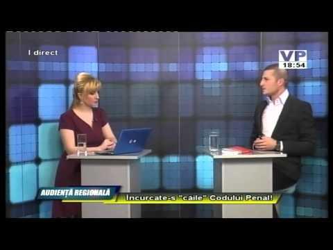 Emisiunea Audiență regională – Daniel Gașpar – 19 februarie 2015
