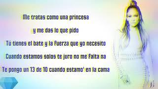 Jennifer López el anillo  (letras)💍💍2018 ee