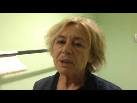 Giuliana Sgrena a Varese per la lista Tsipras