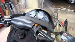 9. 2001 Yamaha Venture 700