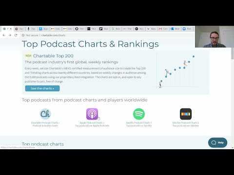 Introduction to Podcasts with Daniel