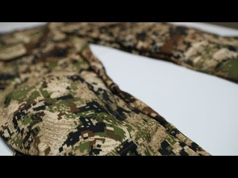Sitka's  Mountian Pants possibly the most versatile pants on the market!