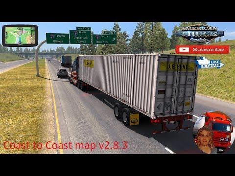 Coast to Coast Map - v2.8.3 1.35