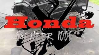 8. Honda Pioneer 1000-5 storage update