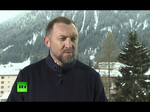 Интервью с олигархом Олегом Дерипаской
