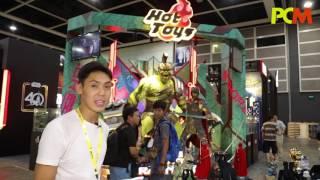 第 19 屆香港動漫電玩節由 7 月 28 至 8 月 1 日,一連五天將會在香港會議展覽中心舉行,各位動漫電玩迷一定不以錯過!《PCM》先就先帶大家看看會場有什麼重點攤位是大家不可以錯過的!