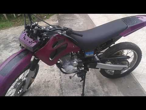 Moto TRAXX JH 125 Fly Descrição dicas comentários e peças
