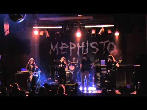 Pareidolian - Eterna Sombra live Mephisto