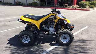 10. 2016 CAN-AM DS250 U022241
