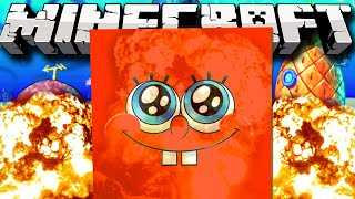 Minecraft EVIL SPONGEBOB BIKINI BOTTOM PVP! w/Lachlan&Friends!