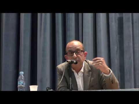 Xavier Melloni i Josep Cobo van parlar de 'Déu sense Déu' a Pamplona