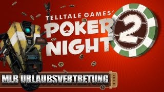 Let's Play Poker Night 2 #02 [Deutsch/HD] Ein Showoff Mit Claptrap
