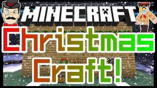 Minecraft Mods - CHRISTMAS CRAFT ! Presents - Lights - Creeper Claus - Decorations&More !