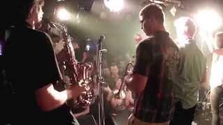 Video The Spankers na Žižkovské noci 2014